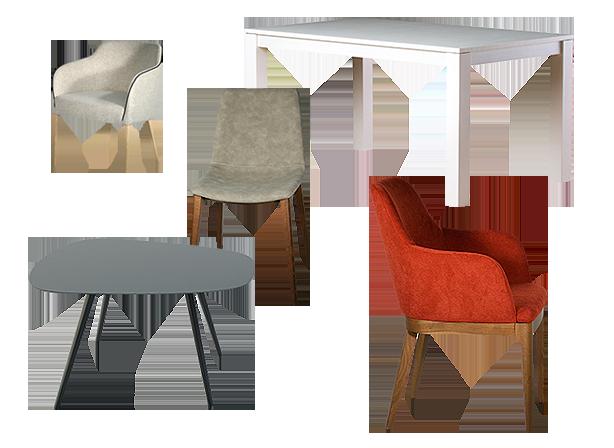 Sedie contract sedie design busetto sedie legno e for Sedie design metallo