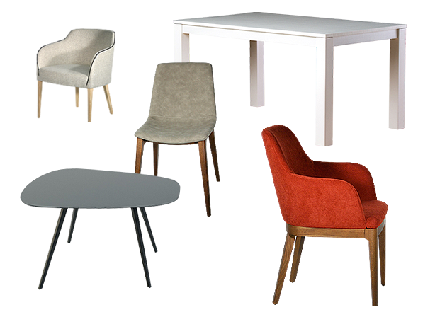 Sedie contract sedie design busetto sedie legno e metallo sedie cucina - Sedie in legno design ...
