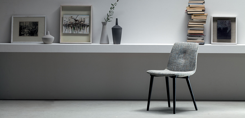Sedie contract sedie design, BUSETTO, sedie legno e metallo sedie cucina