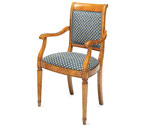 Classical chairs, BUSETTO, factory classical chair production. - S 657 QA