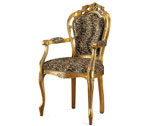 Classical chairs, BUSETTO, factory classical chair production. - S 663 A