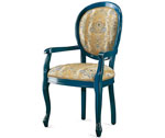 Classical chairs, BUSETTO, factory classical chair production. - S 669 A