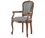 Classical chairs, BUSETTO, factory classical chair production. - S 681 A