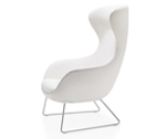 Armchairs and sofas, BUSETTO, factory sofa and armchair production - P 284 SL