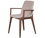 Modern chairs, BUSETTO, modern wooden chairs chair - S 061 A