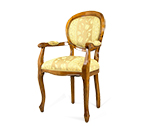 Classical chairs, BUSETTO, factory classical chair production. - S 602 A
